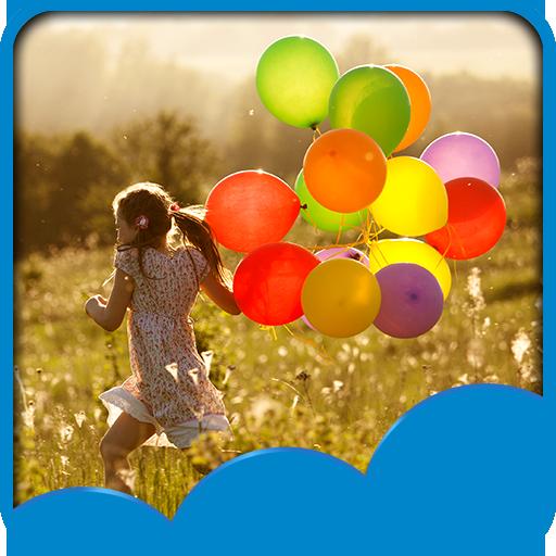 Ballon Live Hintergrundbilder