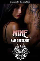 Mine (Trojans MC Book 5) Kindle Edition