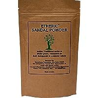 Etheric Sandal Wood Powder For Skin Whitening- 100 Gm