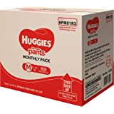 Huggies Wonder Pants, Monthly Box Pack Diapers, Medium Size, 152 Count