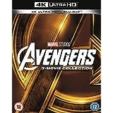 Avengers UHD Triple pack [Blu-ray]
