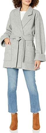The Drop Women's @spreadfashion Classic Belted Jacket