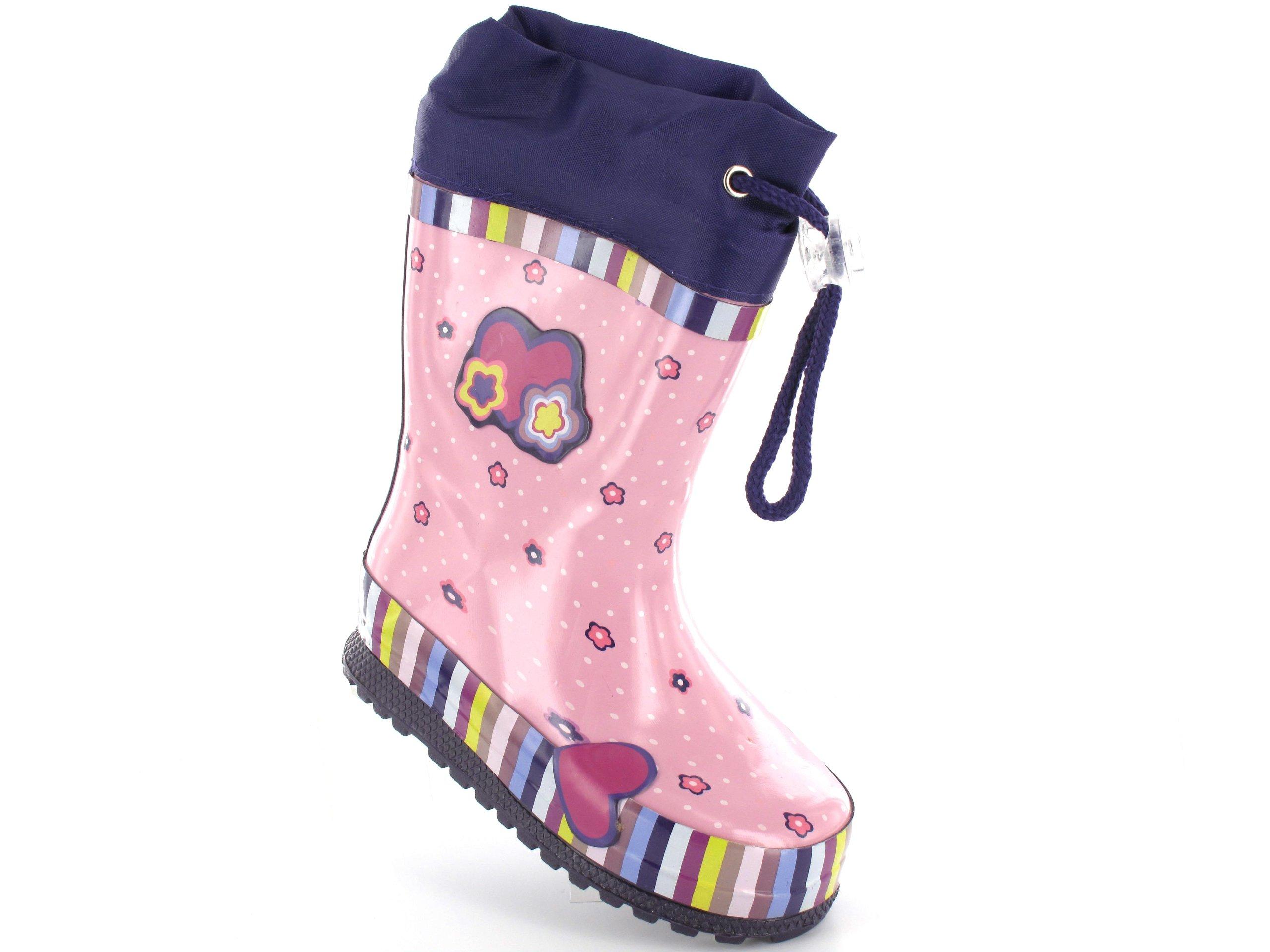 Beck Happy 467 – Botas de Caucho para niña