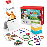 Osmo - Little Genius Starter Kit for Fire Tablet - 4 Hands-On Learning Games - Preschool Ages - Problem Solving, & Creativity