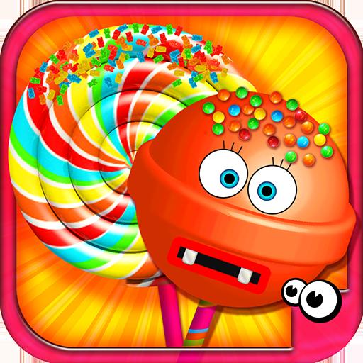 iMake Lollipops - Free Lollipop Maker by Cubic Frog Apps! More Lollipops?