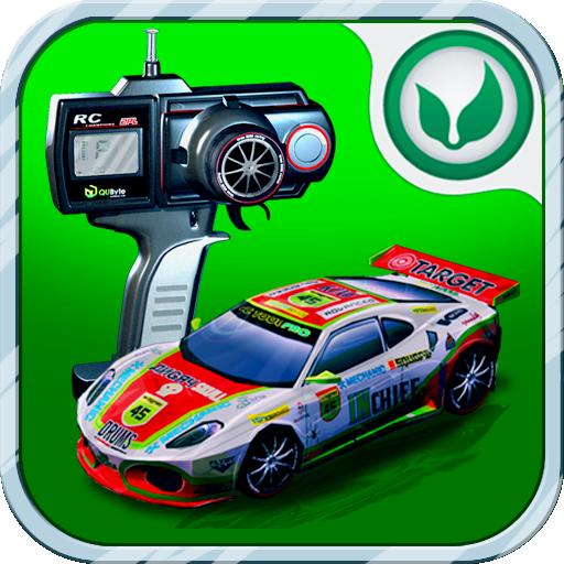 RC Mini Racing (Ad-Free) (Track Rc Car Race)