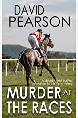 MURDER AT THE RACES: a deadly heist baffles detectives in this Irish mystery Kindle Edition