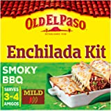 Old El Paso Smokey BBQ Enchilada Kit, 470 g