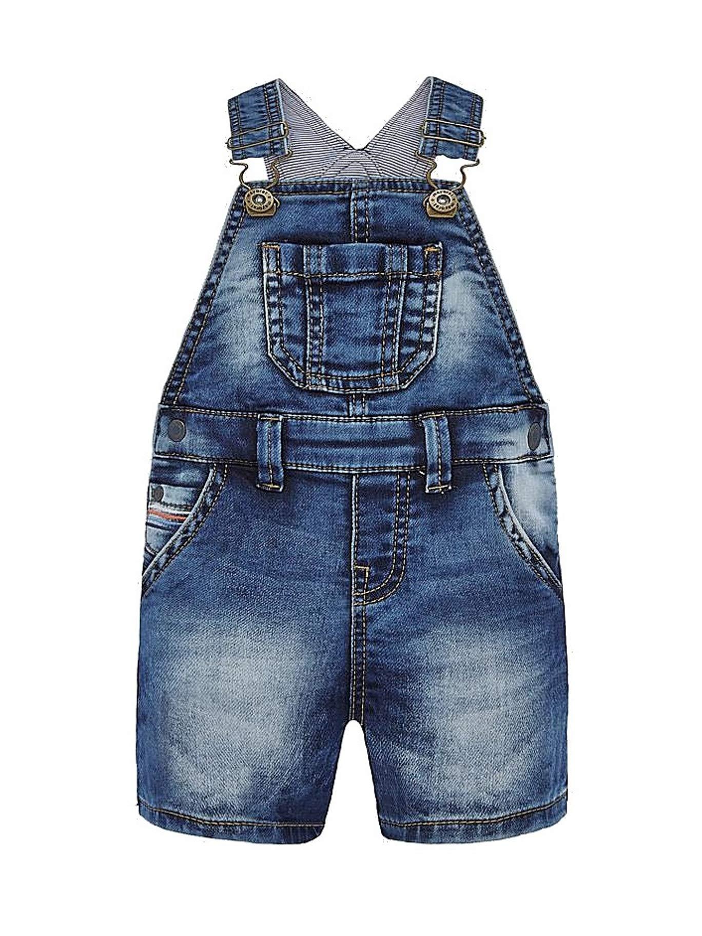 Mayoral, Peto para bebé niño - 1688, Azul 1