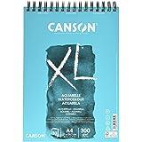 Canson Anteckningsbok, Papper, Blå, A4