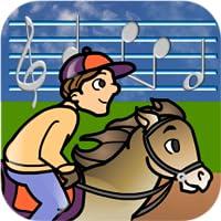 Flashnote Derby- Musikalisches Noten Flashcard Spiel!