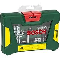 Bosch Home and Garden 2607017316 - Set bricolaje: V-Line 41 uds