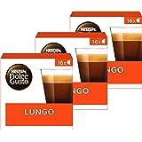 Nescafé Dolce Gusto capsules Lungo - 48 koffiecups - geschikt voor 48 koppen koffie - Dolce Gusto cups