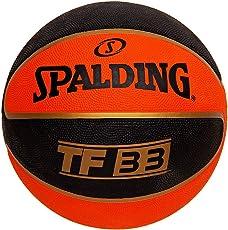 Spalding TF-33 Basketball Size-7 (Multicolor)