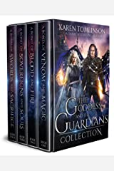 The Goddess and The Guardians Boxset: The Complete Romantic Fantasy Quartet Kindle Edition