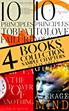 Average Mind | The Power of Nothing | 10 Principles To Beat Failure | 10 Principles To Love Yourself |: Sample Chapters Box Set