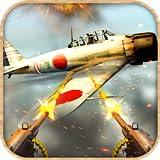WW2 Anti Aircraft Gunner Gunship Battle Combat Flight Simulator 3D: Great Adventure Of War Wings In Rules Of Survival Game