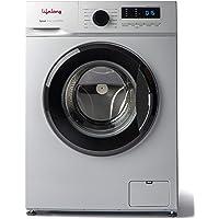 Lifelong Splash6 kg Fully-Automatic Front LoadWashing Machine(LED Display)(White/Black)
