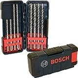 Bosch 2607019902 Hammerbohrer 2 607 019 902 SDS-Plus-3 Tough Box 8, 1 W, 240 V