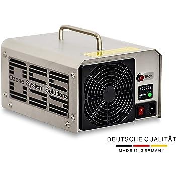 Profi Ozongenerator 7000mg//h 7g//h Ozonisator Ozongerät Ozon Luftreiniger P7