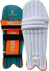 I-Win Cricket Batting Pad Regular White/Green