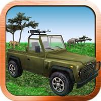 4x4 Safari Race : Zombie Poacher Hunter