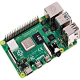 PiBOX India, Raspberry Pi 4 4GB, Raspberry PI 4 Model B 4B SBC IOT Board - Broadcom 1.5GHZ A72 Processor with 4 GB DDR4…