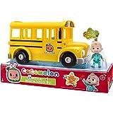 CoComelon CMW0015 - Bús de Partido con Sonido y Figura de JJ para niños a Partir de 2 años