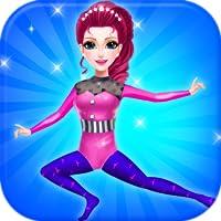 Reine de la gymnastique artistique - Améliorez les aérobic rythmiques et sensationnels!