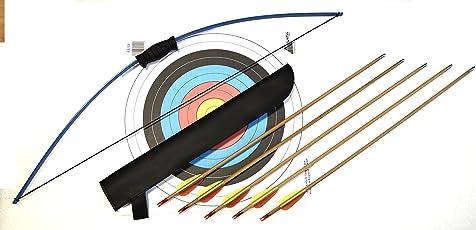 Bogen - Bogenschießen & Waffensport: Sport & Freizeit