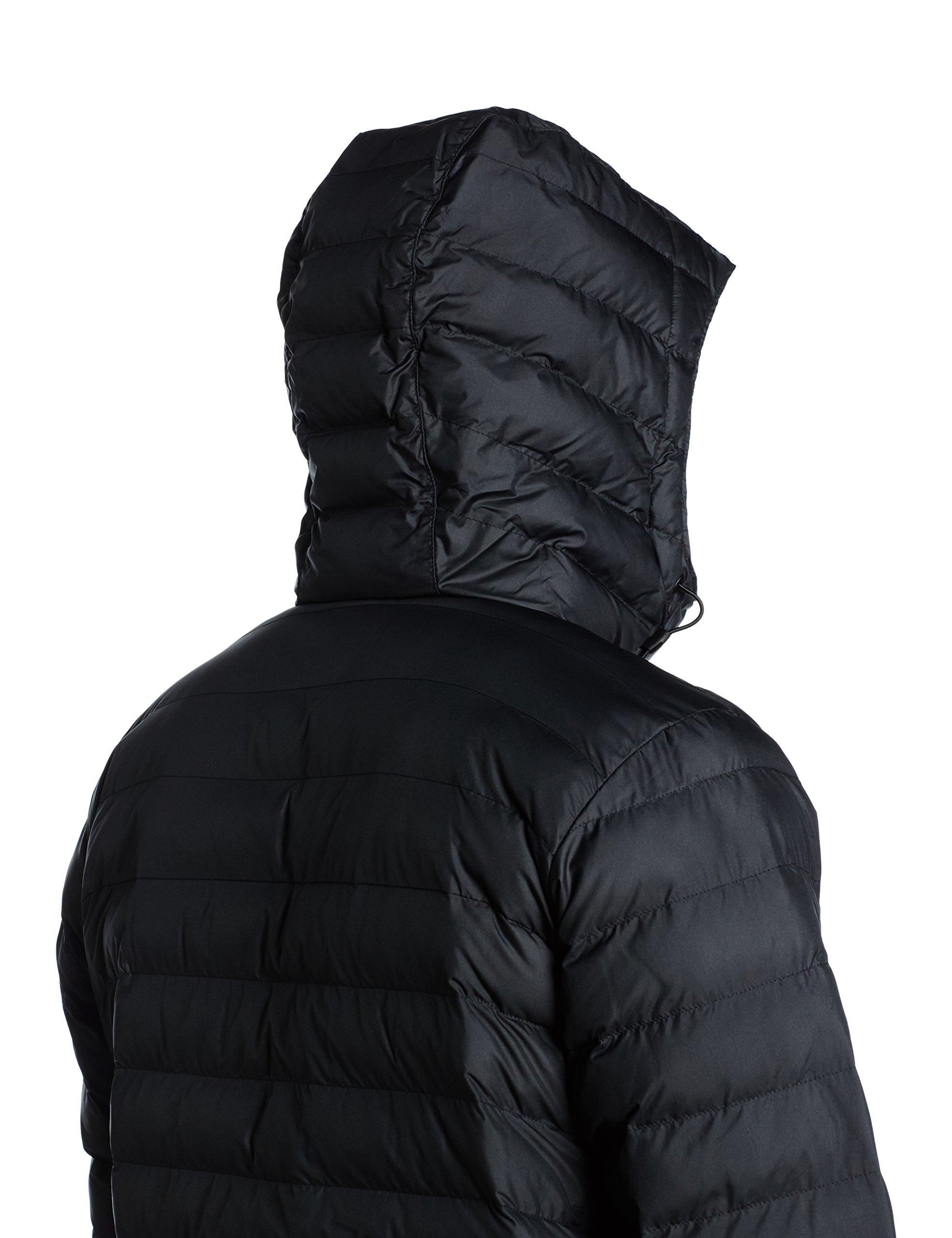 e4c42d487 Columbia WO1151 Insulated Jacket, Powder Lite Hooded Erkek Mont (Omni-Heat  Reflective)