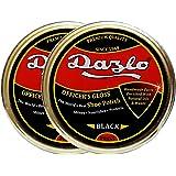 Dazlo Handmade Shoe Wax Polish (2×40g) - Black