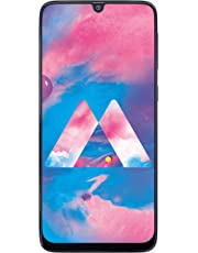 Samsung Galaxy M30 (Metallic Blue, 5000mAh Battery, Super AMOLED Display, 3GB RAM, 32GB Storage) - Extra 1000 cashback as Amazon Pay Balance on Pre-Paid Orders