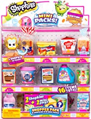 Shopkins Season 10 Shopper Pk, Toys for Girls, 4 Years & Above, Collectible Toys, Gifting