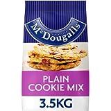 McDougalls Plain Cookie Mix - 1x3.5kg