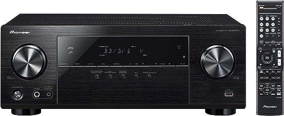 Pioneer VSX-531D-B 5.1 Mehrkanal Receiver schwarz