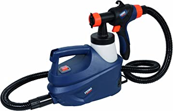 Ferm 18/8 Steel 500W HVLP Fine Spray System (Blue, SGM1011)