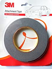 Autofier 3M Automotive Double Sided Attachment Tape For Stronger Bonding