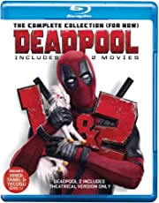 Deadpool 1 & 2 (2-Disc)