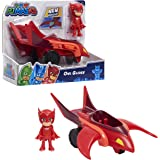 PJ Masks Vehicles Owlette Toys for Kids Boys and Girls 3+& Above