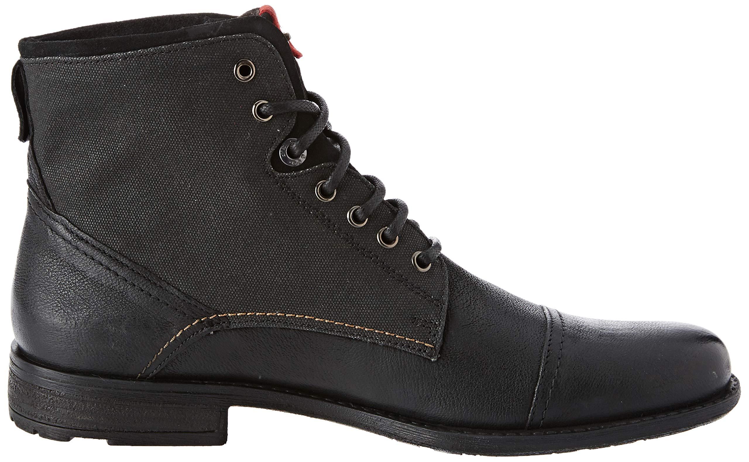 Levi's Men's Fowler Biker Boots 6