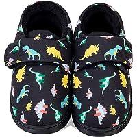 Pantofole Ragazze Inverno Warm Bambini Bambine Peluche Antiscivolo Scarpe di Cotone Caldo Comfort Slipper