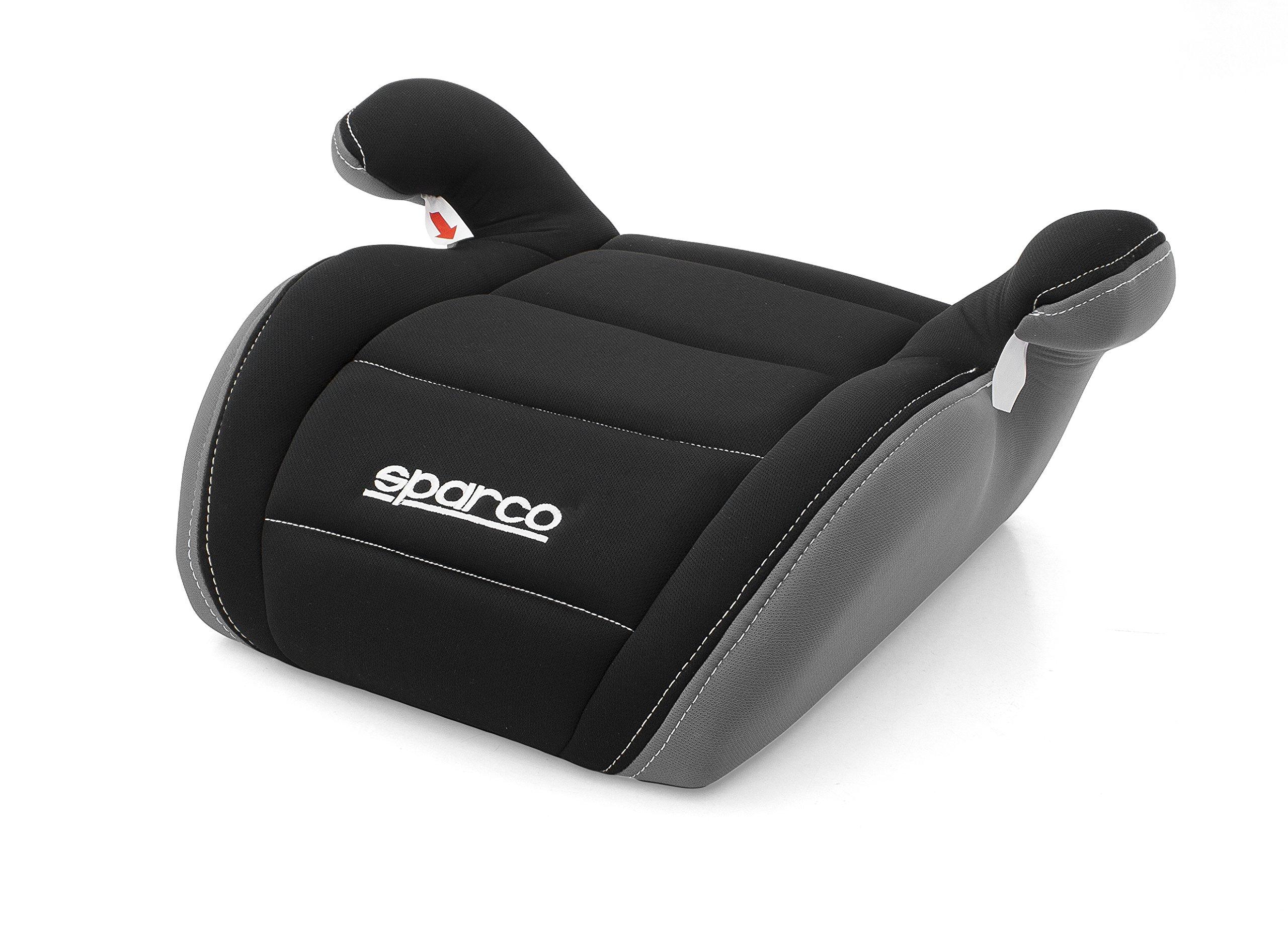 Sparco SP 924ZG Child Seat Sparco Sparco SP 924ZG Child Seat Sparco child seat Black/Grey F100 15 to 36 kg, 4 till 12 year (E1) 1
