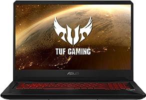 """ASUS TUF Gaming FX705DY-AU017 - Portátil Gaming de 17.3"""" FHD (AMD Ryzen 5 3550H, 8 GB RAM, 512 GB SSD, AMD Radeon RX..."""