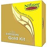 NATURES ESSENCE RAVISHING GOLD KIT, 170 GMS with Free 25% Extra