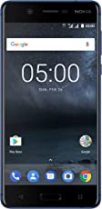 "Nokia 5 5.2"" Dual SIM 4G 2GB 16GB 3000mAh Blue - Smartphones (13.2 cm (5.2""), 16 GB, 13 MP, Android, 7.1.1, Blue)"