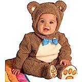 Rubie's Costume Infant Noah Ark Collection Oatmeal Bear Jumpsuit Costume