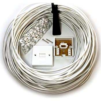 15m bt extension outdoorexternal cable amazon electronics 25m bt telephone master socketbox line extension cable kit 10m 15m 20m lead cablefinder asfbconference2016 Image collections