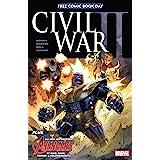 FCBD 2016: Civil War II #1 (Civil War II (2016))