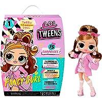LOL Surprise Tweens Puppe - Entdecke 15 Überraschungen - Inklusive Outfits, Accessoires, Haarbürste, Kleiderbügel…